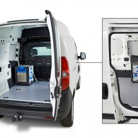 "Opel Combo Aktion mit Sortimo Sonderedition ""WorkMo"""