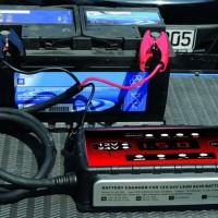 Batterien sicher laden – SMARTcharger für den Dauergebrauch