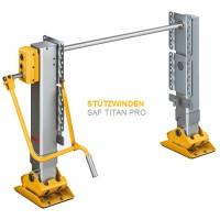 SAF Produktvorstellung: Stützwinden SAF TITAN PRO