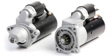 Neue Generatoren und Starter für schwere Nutzfahrzeuge