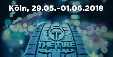 THE TIRE COLOGNE 2018