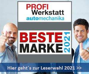 Mach mit bei der Leser- und Expertenwahl Beste PROFI Werkstatt Marke2021