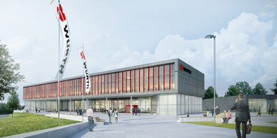Würth baut Innovationszentrum