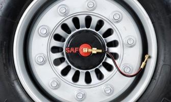 Betriebskosten senken mit SAF TIRE PILOT