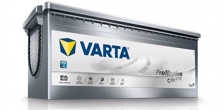 Fortschrittliche Technologien stärken das VARTA® Produktportfolio