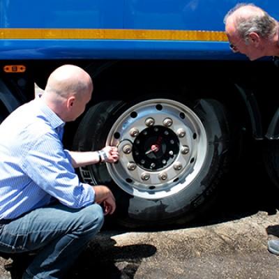 Sicher unterwegs auch bei Reifenpannen