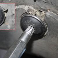 Defekte Torx-Schrauben einfach und sicher lösen