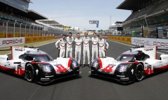 Dritter Weltmeistertitel in Folge für Porsche Motorsport