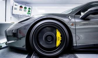Die sichere Variante für Turbomotor, innovativen Hochleistungs-Antriebsstrang und alle PS-Boliden